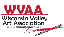 Wisconsin Valley Art Association logo